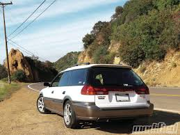 subaru outback modified 1999 subaru legacy yokohama avid envigor tire review