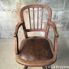 fauteuil de bureau americain fauteuil de bureau boutique brocante de la bruyère objets