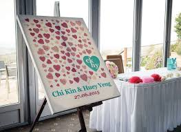 wedding signing board chi kin huey yeng s wedding signing board imajink graphics