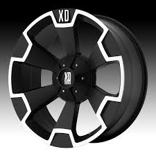 Xd Rims Quality Load Rated Kmc Xd 4x4 Wheels For Sale by Xd Wheels Kmc Xd Series Xd803 Thump Matte Black Machined Custom