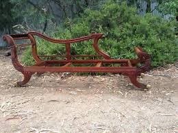 Cedar Chaise Lounge Chaise Lounge In Sydney Region Nsw Antiques Art U0026 Collectables