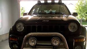 black jeep liberty interior 2003 jeep liberty renegade youtube