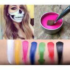 Halloween Makeup Clown Faces by Online Buy Wholesale Halloween Clown Makeup From China Halloween