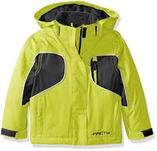 arctix boys storm insulated jacket sports outdoors