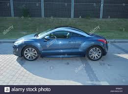 peugeot coupe rcz peugeot rcz 2 0 hdi my 2010 blue metallic two doors 2d