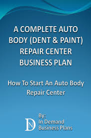 Auto Shop Plans Buy Business Plan For How To Start Auto Repair Mechanic Shop In