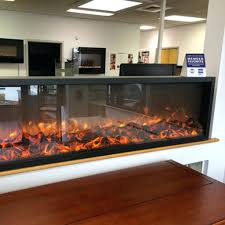 modern linear fireplace surrounds mantels electric sale