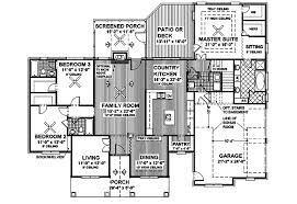traditional house floor plans stellaville traditional home plan 013d 0027 house plans and more