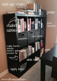 practical and simple homeschool room homeschool simple and ideas