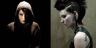 Lisbeth Salander From The With A Playlist For Lisbeth Salander Quirk Books Publishers Seekers