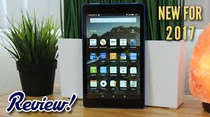 amazon fire hd 8 with alexa 2017 model complete review youtube