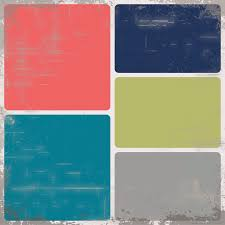 coral color schemes and teal on pinterest idolza