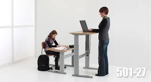 conset uk ergonomic height adjustable standing desks
