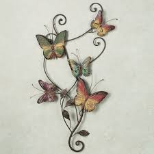 Metal Wall Decoration Metal Butterfly Wall Decor