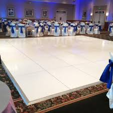 white floor rental white floor rental wedding and event flooring los angeles