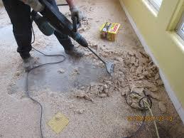 Remove Floor Tiles From Concrete Decorative Concrete Flooring Columbus Ohio Epoxy Flooring Pcc