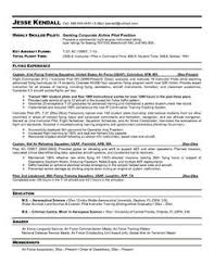 pilot resume template i can tolerate anything except the outgroup slate codex pilot