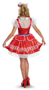 hello kitty woman deluxe costume 57 99 the