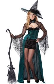 deluxe evil queen sorceress costume n11790