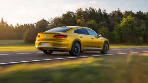 volkswagen arteon rear arteon by car magazine