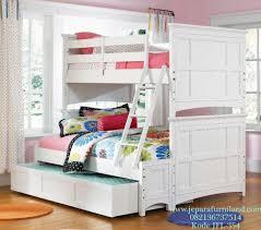 Triple Bunk Bed Designs Jual Ranjang Susun Anak 3 Bed Duco Untuk Kamar Sempit Terbaru