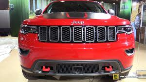 jeep compass 2016 interior 2017 jeep grand cherokee trailhawk exterior and interior