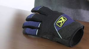 klim motocross gear klim mojave glove review youtube