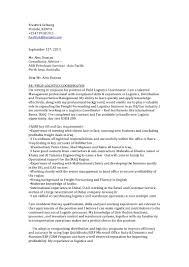 sample logistics manager resume cover letter sample logistics cover letter sample logistics cover cover letter sample of a cover page example resume all about purchaser lettersample logistics cover letter