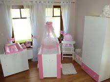 babyzimmer rosa baby komplettzimmer ebay