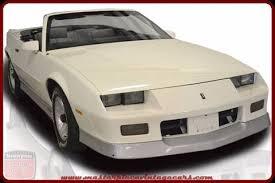 88 camaro rs specs 1988 chevrolet camaro for sale carsforsale com