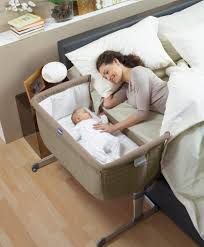Crib That Attaches To Bed Beside The Bed Bassinet Baby And Nursery Furnitures