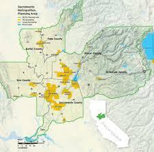 Map Of Sacramento About Sacog Sacramento Area Council Of Governments