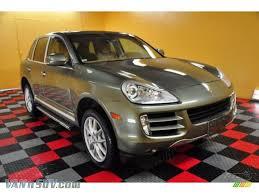 2008 Porsche Cayenne - 2008 porsche cayenne s in olive green metallic a35139 vannsuv