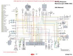 wiring harness manual wiring diagram com arctic cat forum wiring