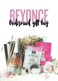 bridesmaid gift bag beyoncé bridesmaid gift bag as as gold