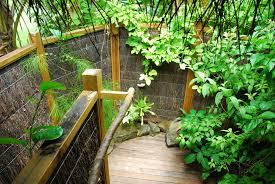 Outdoor Bathtubs Ideas Design Idea Outdoor Shower River Glass Designs Md