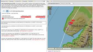 Map Radius Tool Graphical Drone Briefing Developed Aopa