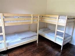 Two Bunk Beds 2 Metal Bunk Bed In 1 Room Intersafe