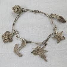 charm bracelet silver charms images Best italian charm bracelet products on wanelo jpg