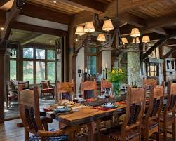rustic dining room ideas home design unbelievable picture