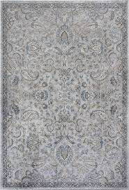 provence mahal 8613 silver blue by kas oriental rugs