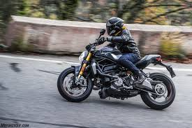 Uncluttered Look 2017 Ducati Monster 1200 First Ride Review U2013 Extreme Power Sports