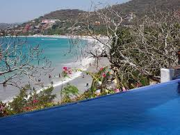 Zihuatanejo Map Romantic Private Villa On Beautiful Zihuatanejo Bay Mexican