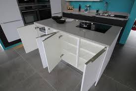 ex display kitchen islands german hacker ex display kitchen island quartz integral handles