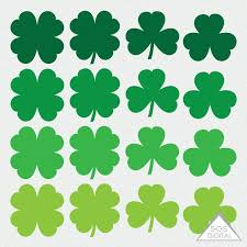 4 leaf clover template top 65 clover clip free clipart image