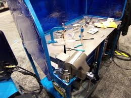 miller arcstation 30fx welding table miller welding table its called an arcstation
