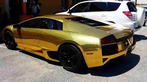 lamborghini golden cars9 info