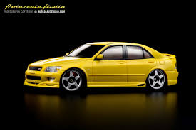lexus is200 hatchback mzc9y toyota altezza 280t tom u0027s lexus is200 yellow autoscale