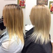 Great Lengths Hair Extensions San Diego by Great Lengths Hair Extensions Shoulder Length Hair With 16 Inch