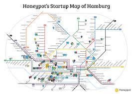 Southern Germany Map by Hamburg Startup Map